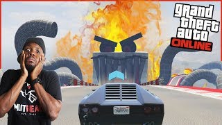 I Ended My Stream After He Said This... (Prank Call Gone VERY Wrong) - GTA 5 Online Races