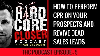 How To Revive Dead Sales Leads And Close Them - Sales Closing