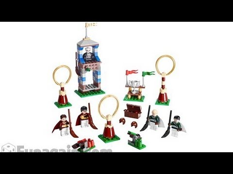 Vidéo LEGO Harry Potter 4737 : Le match de Quidditch
