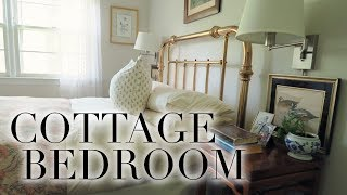 5 TIPS FOR A BEAUTIFUL BEDROOM | OUR COTTAGE BEDROOM