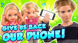 Barbie - Give Us Back Our Phone! | Ep.302