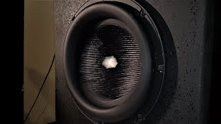 Sound Test Dayton Audio UM8-22