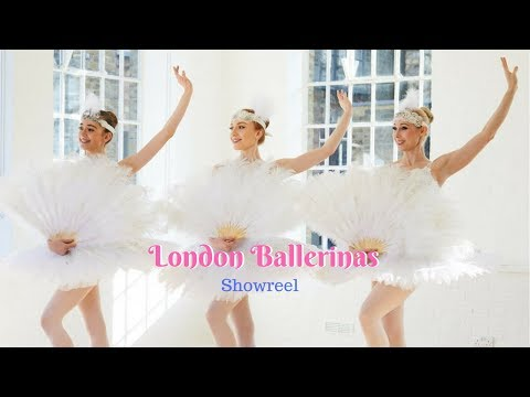 The London Ballerinas Video