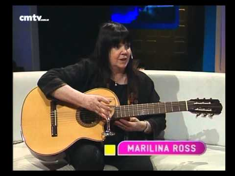 Marilina Ross video Entrevista / Acústico - CM XPress - CM Xpress - Octubre 2014