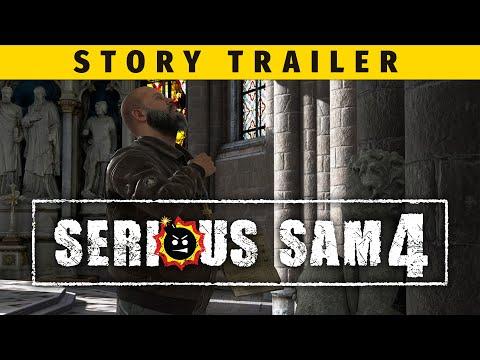 《重裝武力 4》故事宣傳片