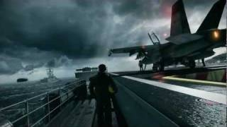 Battlefield 3 F18 Hornet Mission HD Full Mission