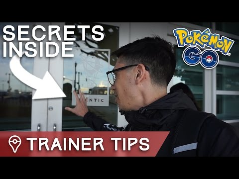 SNEAKING INTO NIANTIC HQ (and learning some secrets)