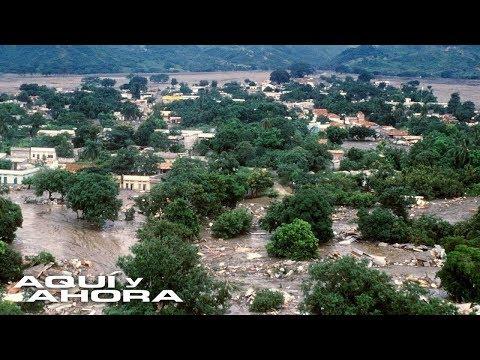 Asi se vivio la erupcion de un volcan que borro del mapa al pueblo colombiano de Armero en 1985