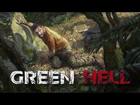 玩捏Now-柏慎遊戲直播 | Green Hell 綠色地獄  | ft. 鬼鬼、小光、秀康
