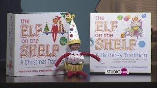 Studio10: Elf on the Shelf A birthday tradition