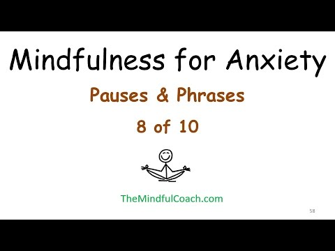 Pauses & Phrases