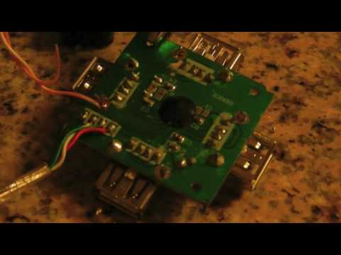 [Bits #4] How to DIY a Powered USB Hub