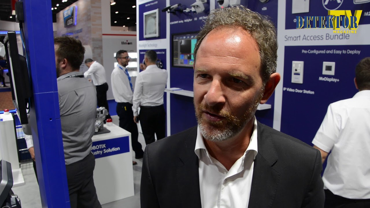 Web TV: Thomas Lausten on how to lead Mobotix
