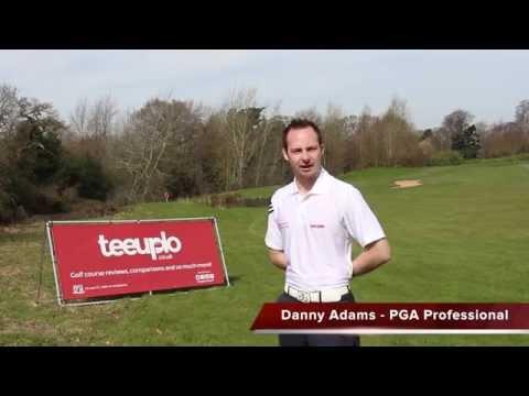 Danny Adams Golf  – The Slice