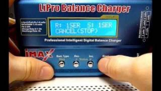 Vorstellung Ladegerät iMAX B6: (LiPo, LiIon, LiFe, NiMH, NiCd, Pb-Akku Ladegerät)