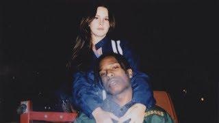 Lana Del Rey, A$AP Rocky - Salvatore (Remix)