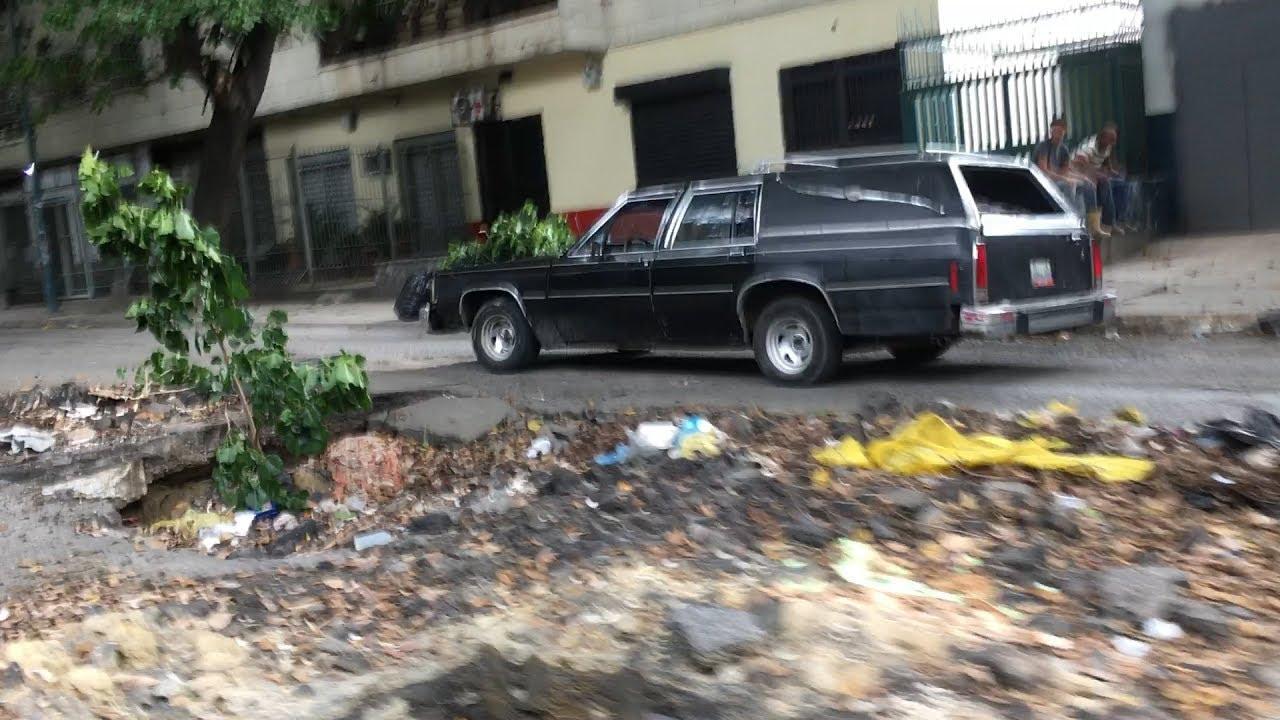 La muerte no para en Venezuela