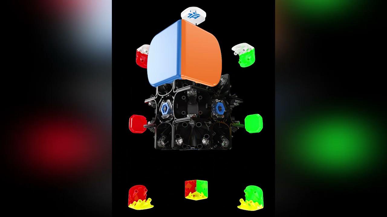 product video GAN 356 XS M 3x3x3 speedcube