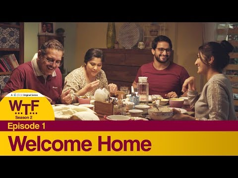 Download Dice Media | What The Folks (WTF) | Web Series | S02E01 - Welcome Home HD Mp4 3GP Video and MP3