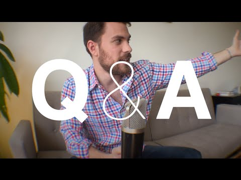 A Very Long Nerdwriter Q&A