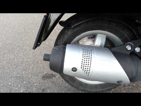 vespa s 50 2t sport 11 roller scooter 2011 videos custom. Black Bedroom Furniture Sets. Home Design Ideas