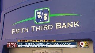 Hey Fifth Third Bank, where's my money?