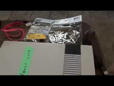 HTPC inside NES case build (part 1)