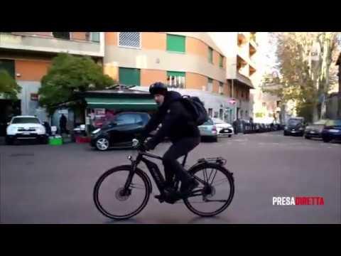La bicicletta ci salverà - Presadiretta 08/01/2018