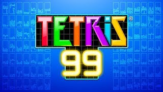 INTENSE NEW BATTLE ROYALE \\ TETRIS 99