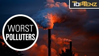 Top 10 Countries Causing the Most Pollution