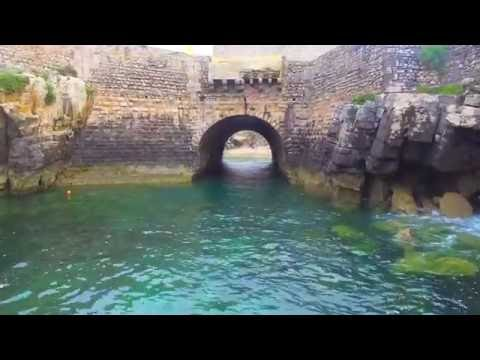 A Drone Video of the Beautiful Town of Peniche