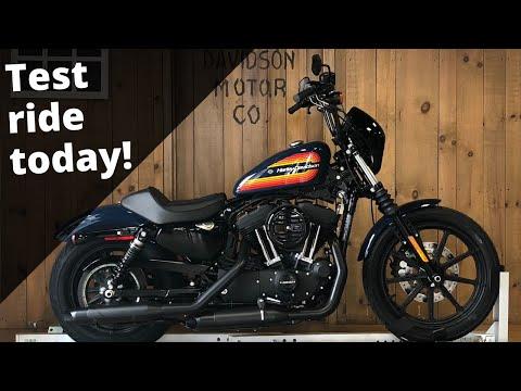 2020 Harley-Davidson IRON 1200 in Harrisburg, Pennsylvania - Video 1