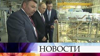 Владимир Путин приехал в Крым, чтобы поздравить людей и дать старт работе сразу двух энергоблоков.