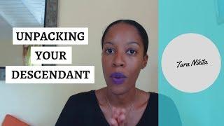 Understanding & Unpacking The Descendant In Astrology
