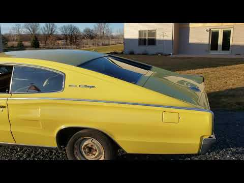 Video of '67 Charger - PVXL