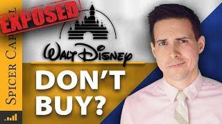 3 Reasons to NOT Buy Disney 📉 - DIS Stock Analysis (Part 3)