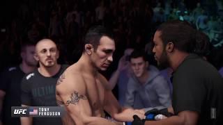 EA Sports UFC 3 Open Beta - Кто ударит сильнее на PS4