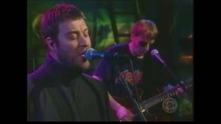 Doves - Rise (live at Late Late Show, June 13th, 2001)