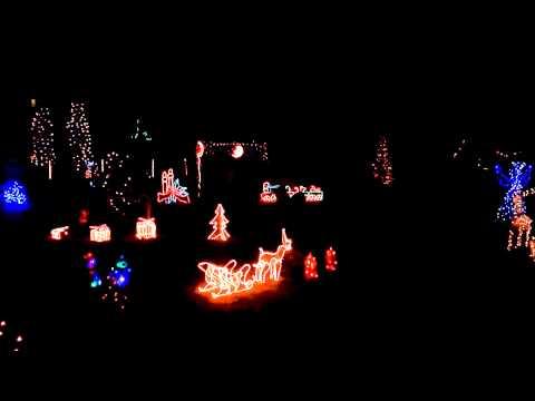 Weihnachten 2014 - Beleuchtung in Ottobeuren