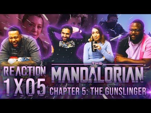 The Mandalorian - 1x5 The Gunslinger - Group Reaction
