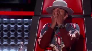 The Voice Battle Round-Jordy Searcy vs Taylor Phelan Breakeven