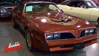 1978 Pontiac Trans Am 6.6 Liter 400 V8