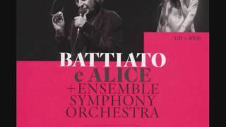 Battiato + Ensamble Symphony Orchestra - No time no space (Live)