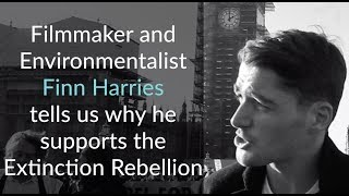 Filmmaker And Environmentalist Finn Harries Voices The Frustration Of A Generation Tired Of Climate