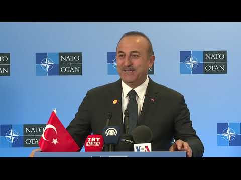 Dışişleri Bakanı Sayın Mevlüt Çavuşoğlu'nun Avusturya Dışişleri Bakanı ile Ortak Basın Toplantısı