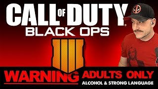 COD Black Ops 4 // 18+ Only Stream // LAST STREAM FOR A WEEK! //PS4 Pro // Call of Duty Blackout