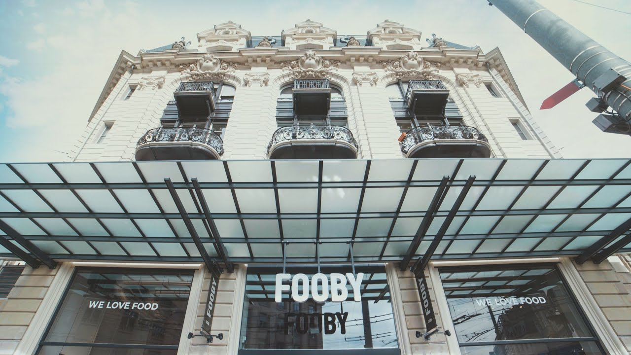 FOOBY Lausanne