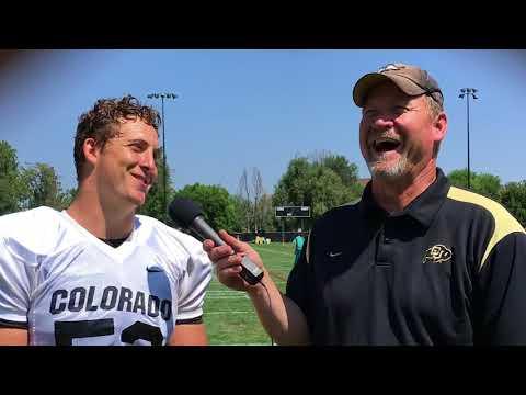 Nate Landman Talks To Mark Johnson