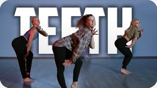 TEETH   5 Seconds Of Summer | Choreography By Eleri Laanemets #choreo