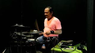 Melly Goeslaw   Ku Bahagia ( Drum Cover )